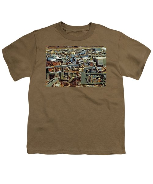 Scrap Metal-#1 Youth T-Shirt