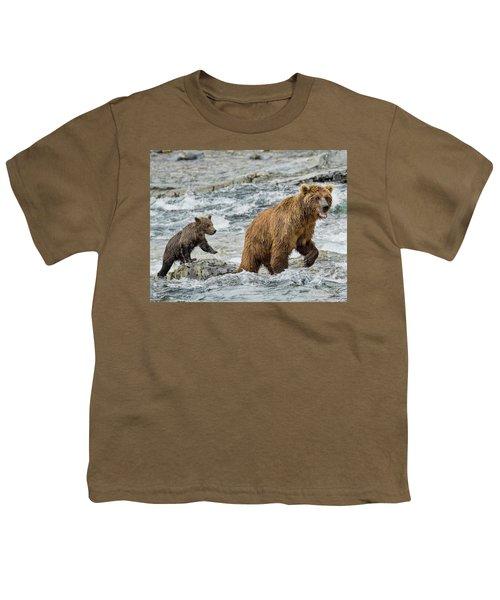 Sensing Danger Youth T-Shirt