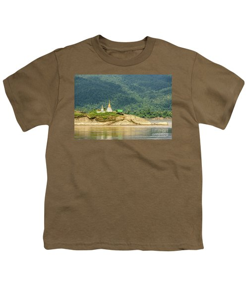 Youth T-Shirt featuring the photograph September by Werner Padarin