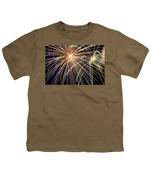 Sister Bay Fireworks Youth T-Shirt