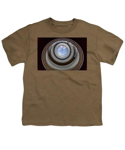 Sky Portal Youth T-Shirt by Randy Scherkenbach