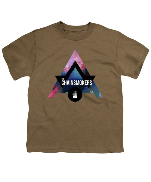Smoke Youth T-Shirt by Mentari Surya