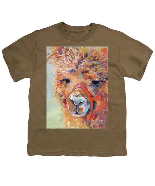 Snickers Youth T-Shirt by Kimberly Santini