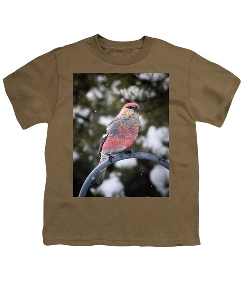 Snow Bird Youth T-Shirt