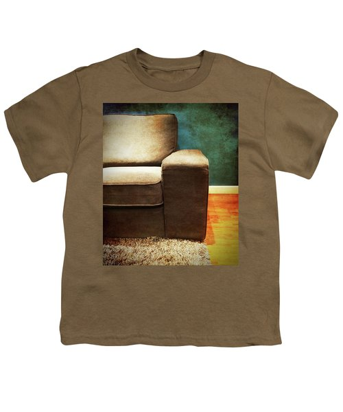 Sofa In A Vintage Style Room Youth T-Shirt