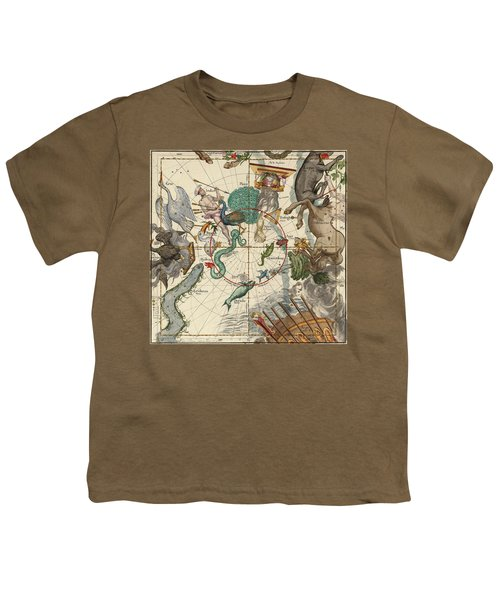 South Pole Youth T-Shirt by Ignace-Gaston Pardies