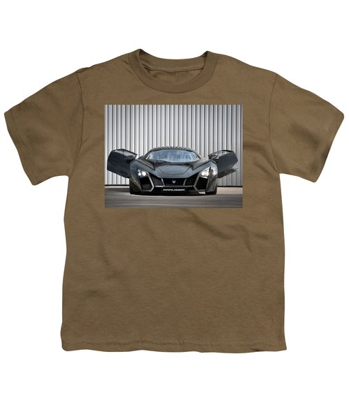 Sports Car Youth T-Shirt