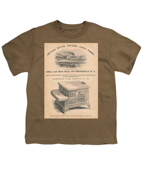 Spuyten Duyvil Stoveworks  Youth T-Shirt