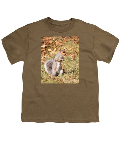 Squirrely Me Youth T-Shirt