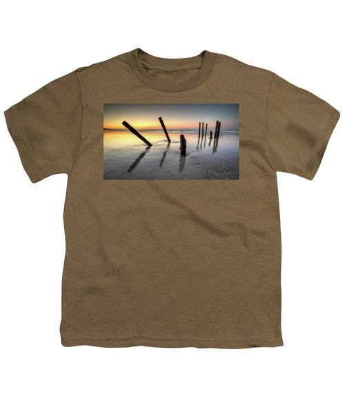 St Clair Sunset Youth T-Shirt