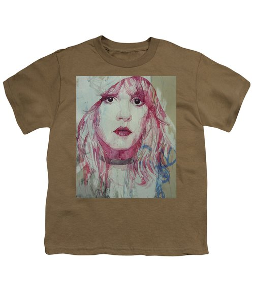 Stevie Nicks - Gypsy  Youth T-Shirt