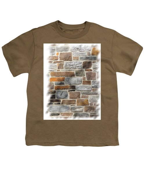 Stone Wall Youth T-Shirt