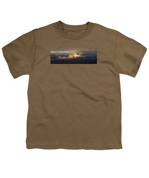Stormy Skyscape Youth T-Shirt