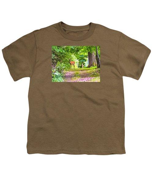Summer Stroll Youth T-Shirt