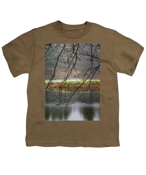 Youth T-Shirt featuring the photograph Sun Shower by Bill Wakeley