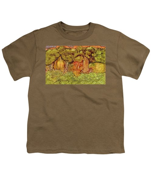 Sunset In The Forest Youth T-Shirt