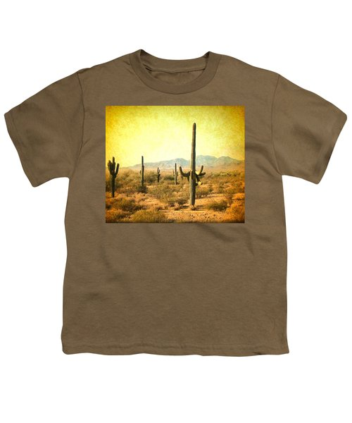 Table Moumtain Vintage Western Youth T-Shirt