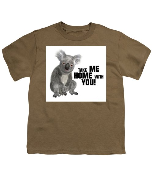 Take Me Home With You Youth T-Shirt