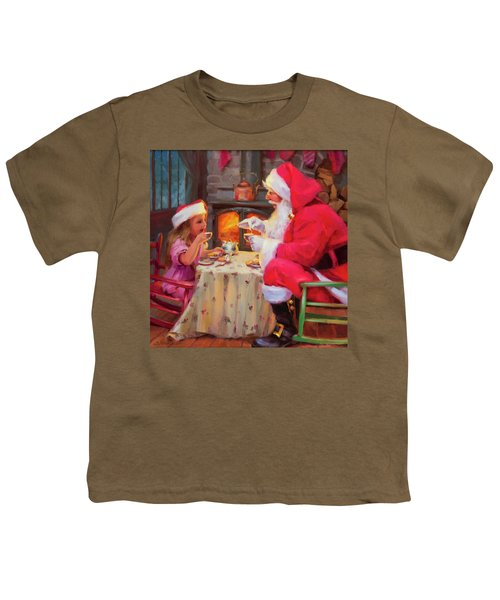 Tea For Two Youth T-Shirt