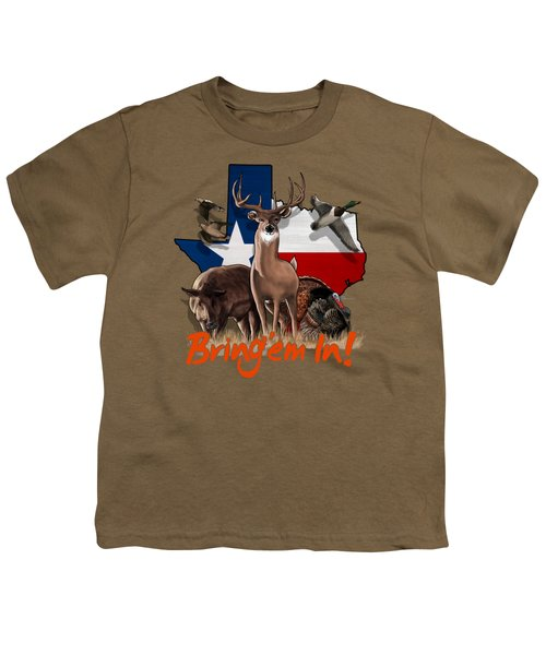 Texas Total Package Youth T-Shirt