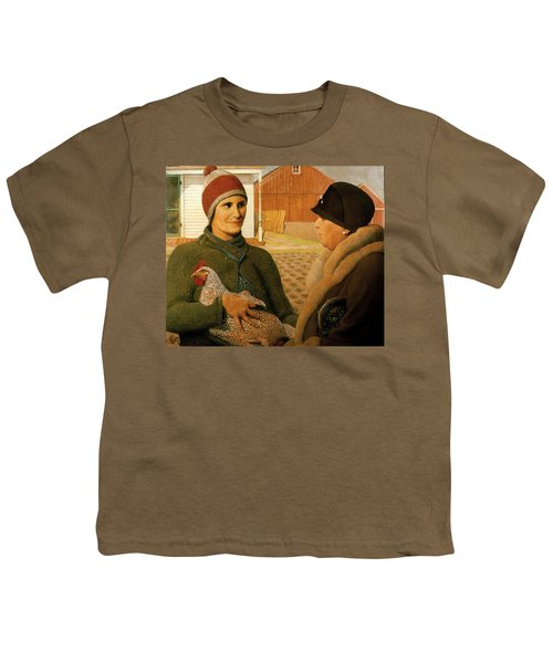The Appraisal Youth T-Shirt by Celestial Images