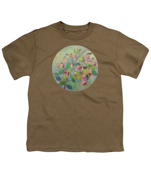 The Beauty Of Spring Youth T-Shirt by Mary Wolf