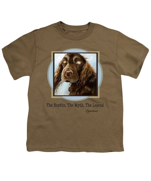 The Boykin, The Myth, The Legend Youth T-Shirt