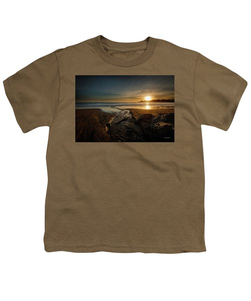 The Calming Bright Light Youth T-Shirt