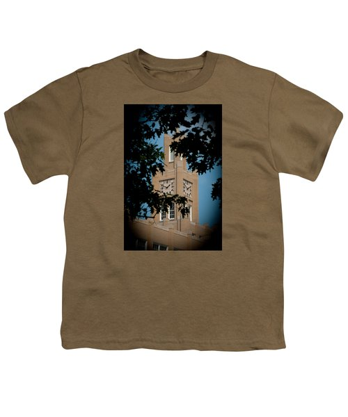 The Clock Tower Youth T-Shirt