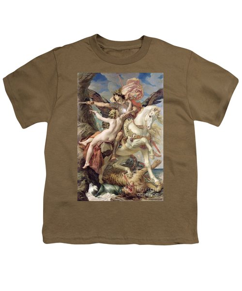 The Deliverance Youth T-Shirt by Joseph Paul Blanc