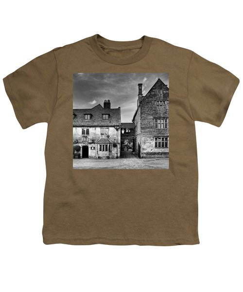 The Lygon Arms, Broadway Youth T-Shirt by John Edwards