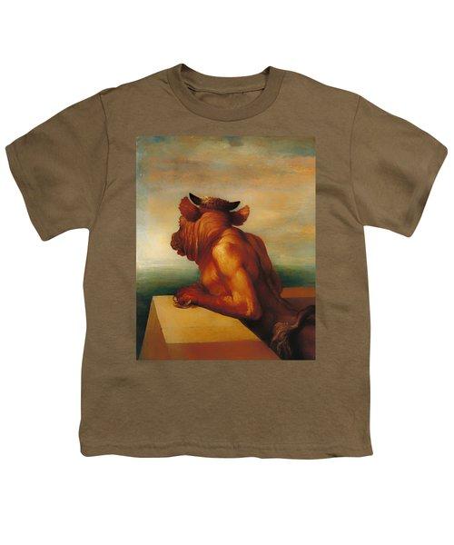 The Minotaur  Youth T-Shirt