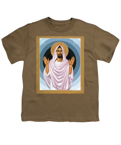 The Risen Christ 014 Youth T-Shirt