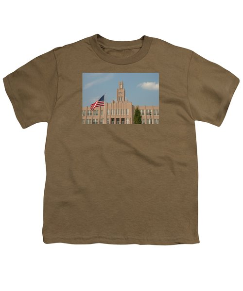 The School On The Hill Youth T-Shirt