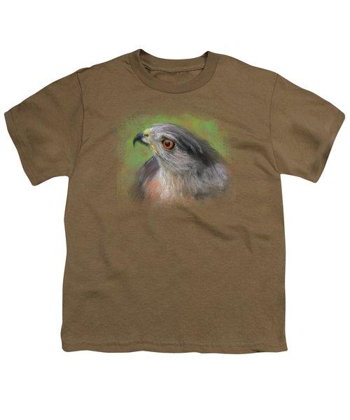 The Sharp Shinned Hawk Youth T-Shirt
