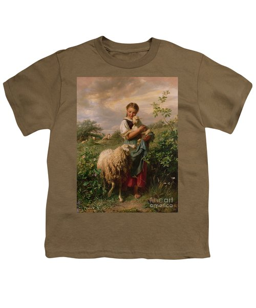 The Shepherdess Youth T-Shirt