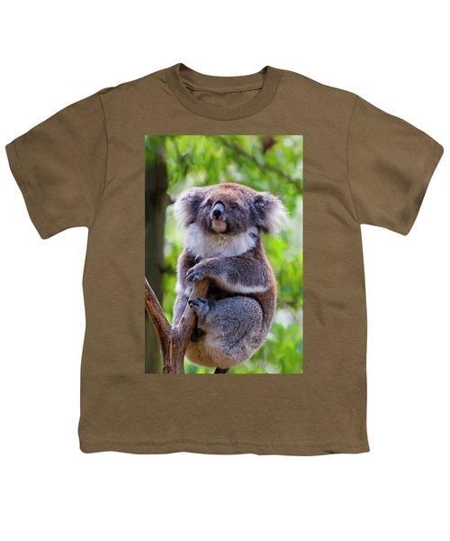 Treetop Koala Youth T-Shirt