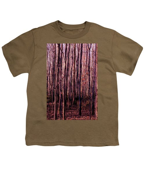 Treez Red Youth T-Shirt