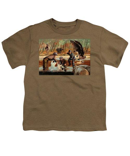 Un Po' Di Casino Youth T-Shirt