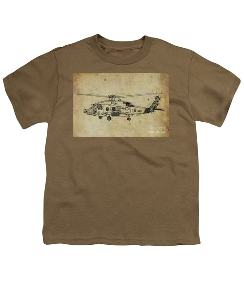 Us Navy 710 Youth T-Shirt