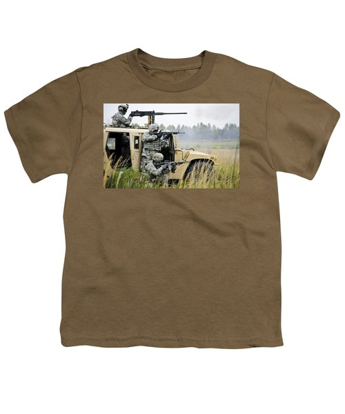 Vehicle Youth T-Shirt