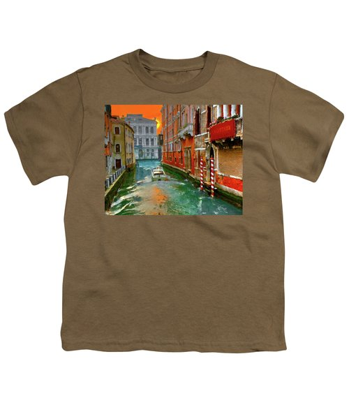 Venezia. Ca'gottardi Youth T-Shirt