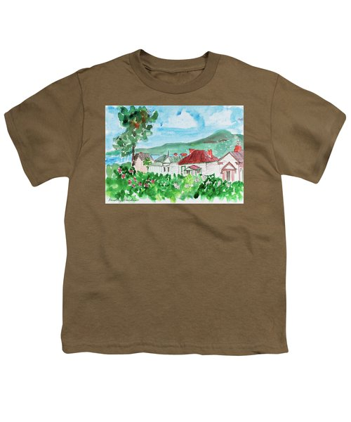 View From Battery Point Youth T-Shirt