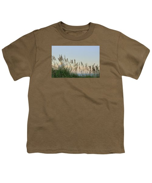 View Through The Sea Oats Youth T-Shirt