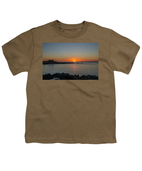 Walkers Point Kennebunkport Maine Youth T-Shirt