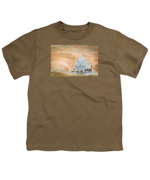 Youth T-Shirt featuring the photograph Washed Up by Sebastian Musial