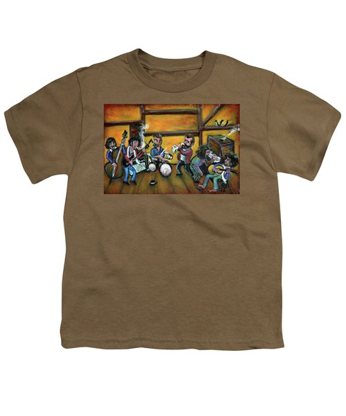 When I Paint My Masterpiece Youth T-Shirt