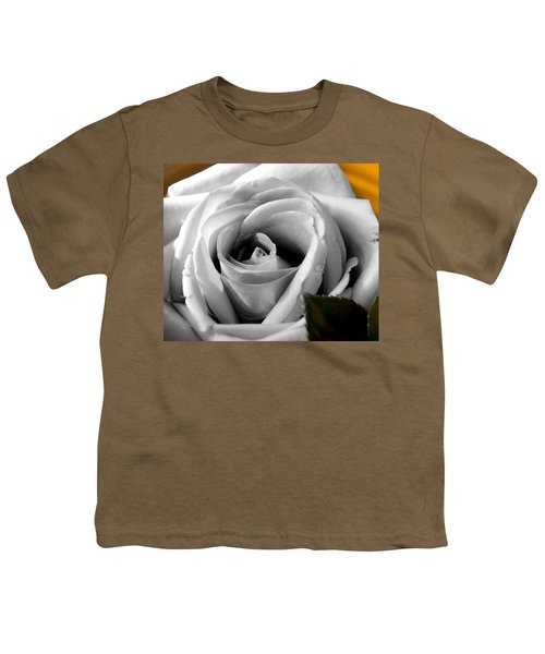 White Rose 2 Youth T-Shirt