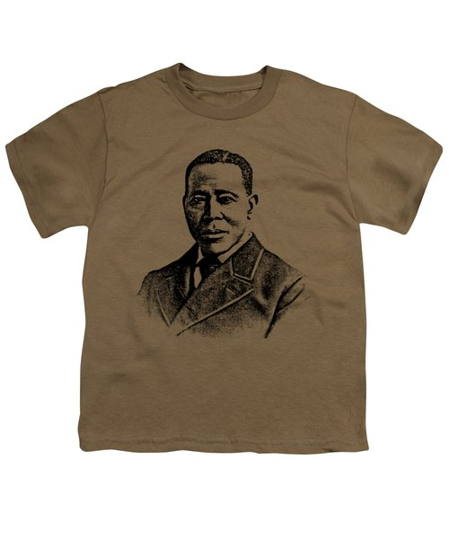 William Still Abolitionist Youth T-Shirt by Otis Porritt