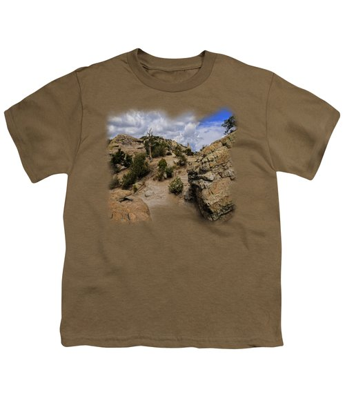 Windy Point No.13 Youth T-Shirt by Mark Myhaver